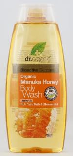 Dr.Organic Manuka Honey - Body Wash