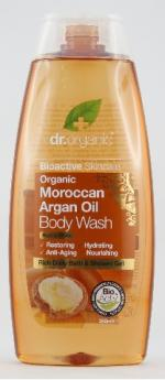Dr.Organic Moroccan Argan Oil - Body Wash
