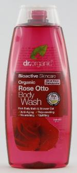 Dr.Organic Rose Otto - Body Wash