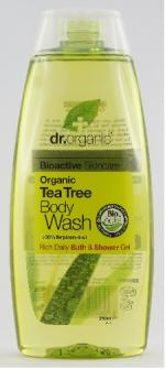 Dr.Organic Tea Tree - Body Wash