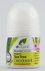 Dr.Organic Tea Tree - Deodorant