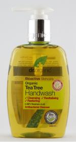 Dr.Organic Tea Tree - Handwash