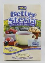 New Foods - Stevia French Vanilla
